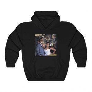 Unisex Heavy Blend™ Hooded Sweatshirt (Single Cover –  Black)